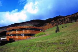 Figura 2 – Perspetiva de Strata Hotel (Foto de Cristobal Palma)