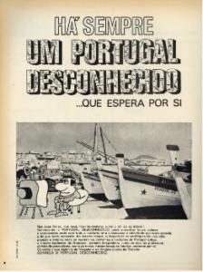 Publicidade Há sempre um Portugal desconhecido que espera por si